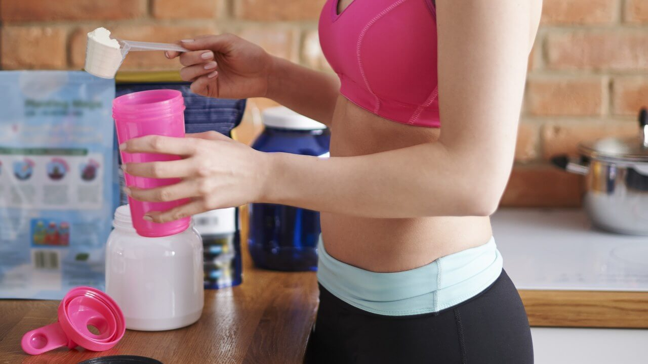 Soy Or Whey Powder? Tips For Muscle Building 6